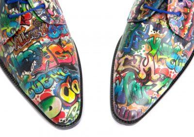 bruidegom schoenen Graffity