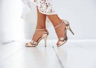Schoenen Cate Rose-Gold LS 3