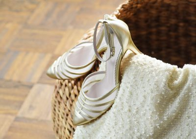 Schoenen Cilla Gold PLS 1