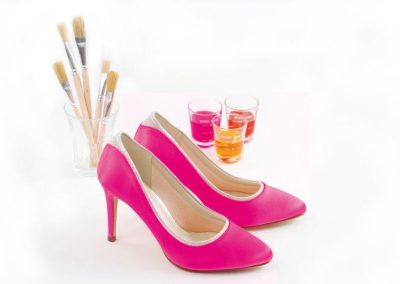 Hakschoenen Colour Studio Step 6 Billie Pink